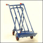 Three Position Heavy Duty Sack Truck with 260mm pneumatic wheel